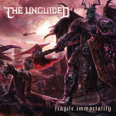 "THE UNGUIDED: neues Album ""Fragile Immortality"""
