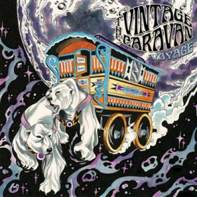 "THE VINTAGE CARAVAN: Song von  ""Voyage"" online"