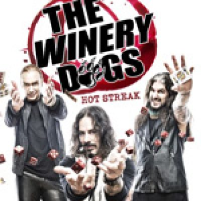 THE WINERY DOGS: zweites Album