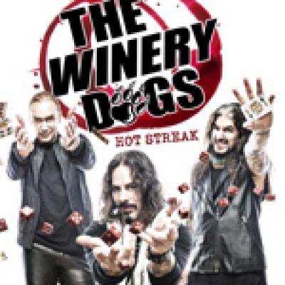 THE WINERY DOGS: zweites Album