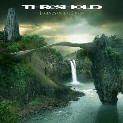 threshold legends of the shrine CD Cover