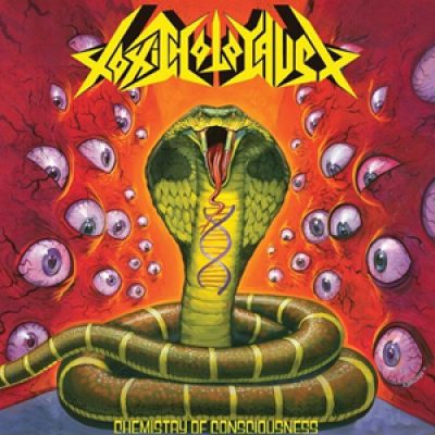 "TOXIC HOLOCAUST: ""Chemistry Of Consciousness"" – Album im Stream"