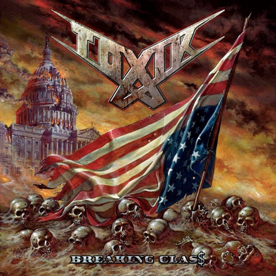 "TOXIK: neuer Song ""Stand up"", neue EP ""Breaking Class"""