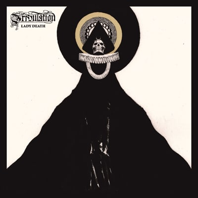 "tribulation lady Death Cover 7"""