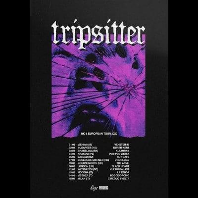 TRIPSITTER: Europatour im Februar 2020