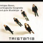 TRISTANIA: Fettiges Essen, norwegische Geografie und gute Musiktips