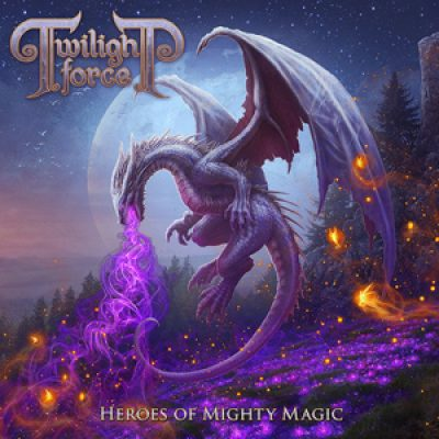 "TWILIGHT FORCE: Video-Clip zu ""Flight Of The Sapphire Dragon"""