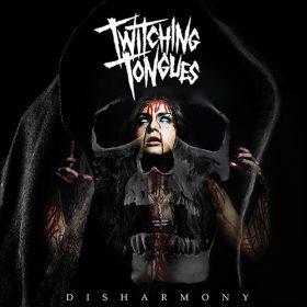 "TWITCHING TONGUES: ""Disharmony"" im Stream"
