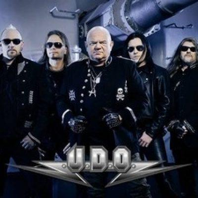 """U.D.O.: Arbeiten an """"Decadent"""" abgeschlossen"""