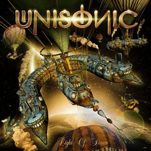 "UNISONIC: Song vom neuen Album ""Light Of Dawn"" online"