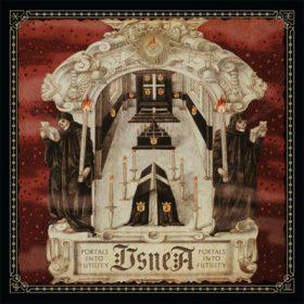 usnea Portals Into Futility CD Cover