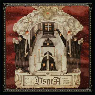 usnea Portals Into Futility CD Cover