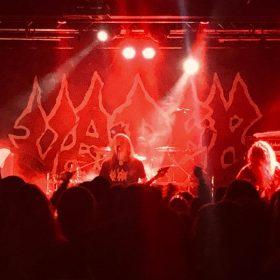 VADER, 1349 und VOMITORY: MEH SUFF-Winterfestival, Dynamo CH-Zürich – 12. Januar 2019