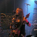 VADER & MARDUK beim Way Of Darkness Festival, 03.10.2009, Lichtenfels