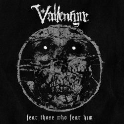 "VALLENFYRE: Cover des neues Albums ""Fear Those Who Fear Him"""