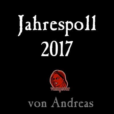Jahresrückblick 2017 von Andreas
