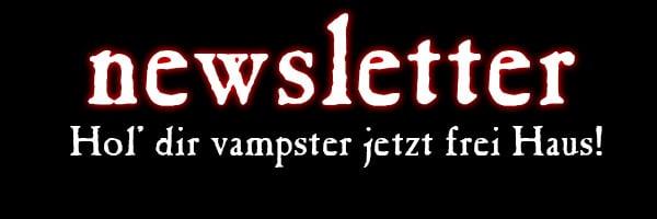newsletter - jetzt anmelden