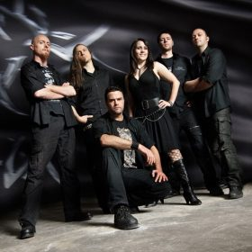 "VAN CANTO: Prelistening ""Voices Of Fire"""