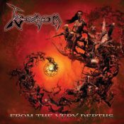 "VENOM: Cover von ""From The Very Depths"""