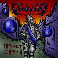 VOIVOD: Cover von ´Target Earth´