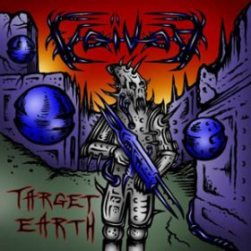 "VOIVOD: mit ""Target Earth"" in den Charts"
