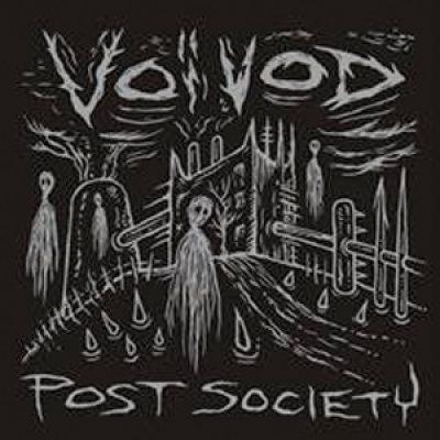 """VOIVOD: EP """"Post Society"""" mit neuen Songs"""