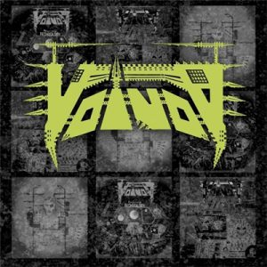 VOIVOD: The Very Best Of The Noise Years 1986-1988