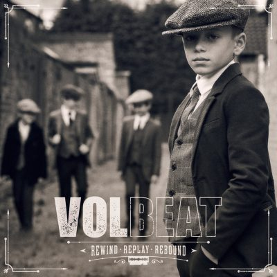 "VOLBEAT: fünfter Song vom ""Rewind, Replay, Rebound""-Album"