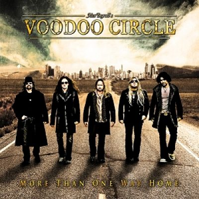 "VOODOO CIRCLE: ""More Than One Way Home"" – neuer Song ""Graveyard City"""