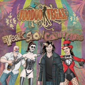 VOODOO VEGAS: Freak Show Candy Floss