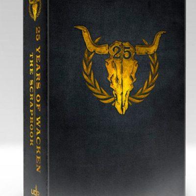 "WACKEN OPEN AIR: DVD-Set ""25 Years Of Wacken – Snapshots, Scraps, Thoughts & Sounds"""