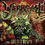 """WARBEAST: """"Destroy"""" – Artwork und Tracklist enthüllt"""