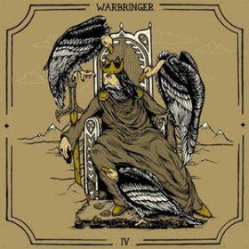 "WARBRINGER: Cover & Tracklist von  ""IV: Empires Collapse"""