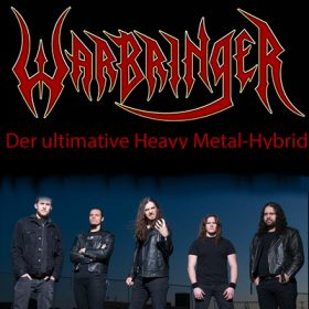 WARBRINGER: Der ultimative Heavy Metal-Hybrid