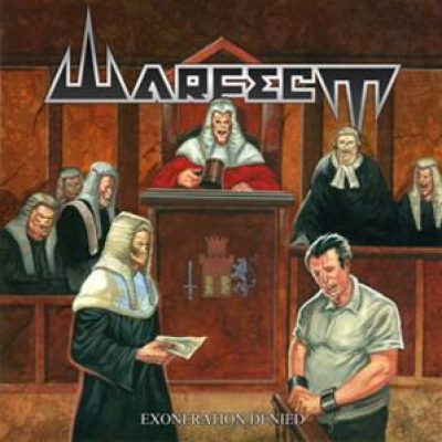 "WARFECT: neues Album ""Exoneration Denied"""