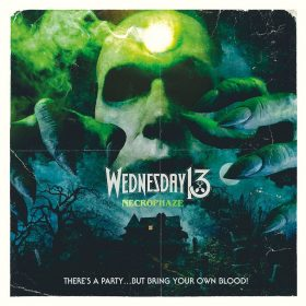 "WEDNESDAY 13:  neues Album ""Necrophaze"" & Tour mit STATIC X"