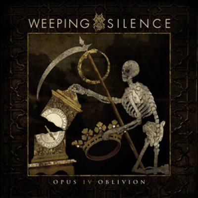 "WEEPING SILENCE: neues Album  ""Opus IV Oblivion"""