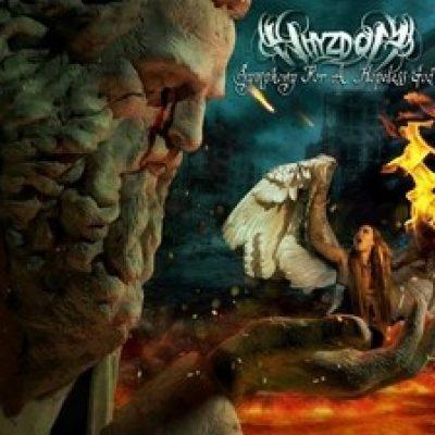 """WHYZDOM: Video-Clip zu """"Tears Of A Hopeless God"""""""