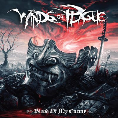 winds-plague-blood-my-enemy- CD Cover