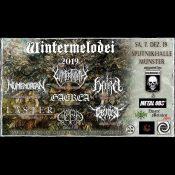 WINTERMELODEI 2019: mit WINTERFYLLETH und sechs weiteren Bands