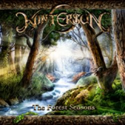 "WINTERSUN: Cover von ""The Forest Seasons"""