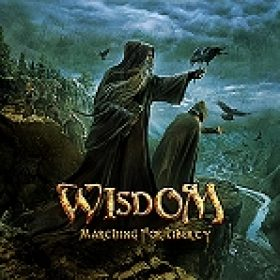 """WISDOM: """"Marching For Liberty"""" – neues Album im September"""