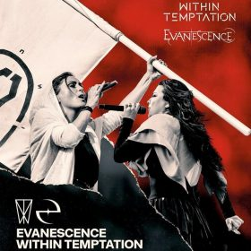 "EVANESCENCE & WITHIN TEMPTATION:  neue Termine für die ""Worlds Collide""-Tour in 2021"