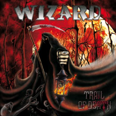 "WIZARD: neues Album ""Trail of Death"""
