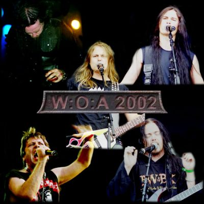 WACKEN OPEN AIR: Der Festivalbericht 2002