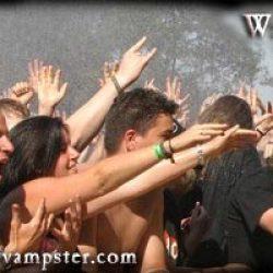WACKEN OPEN AIR: Der Festivalbericht 2004