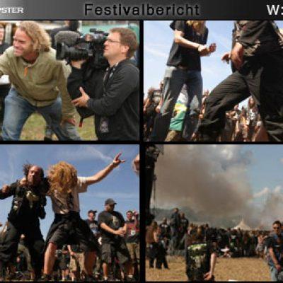 WACKEN OPEN AIR: Der Festivalbericht 2007