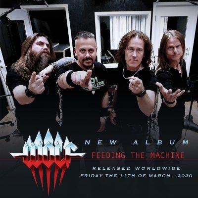 WOLF: neue Platte im März 2020 & neue Band-Mitglieder