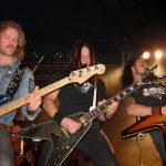 TRIVIUM, DEW-SCENTED & WOLF: Köln, Live Music Hall, 09. Dezember 2006