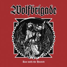 "WOLFBRIGADE: zweiter Song von ""Run With The Hunted"""